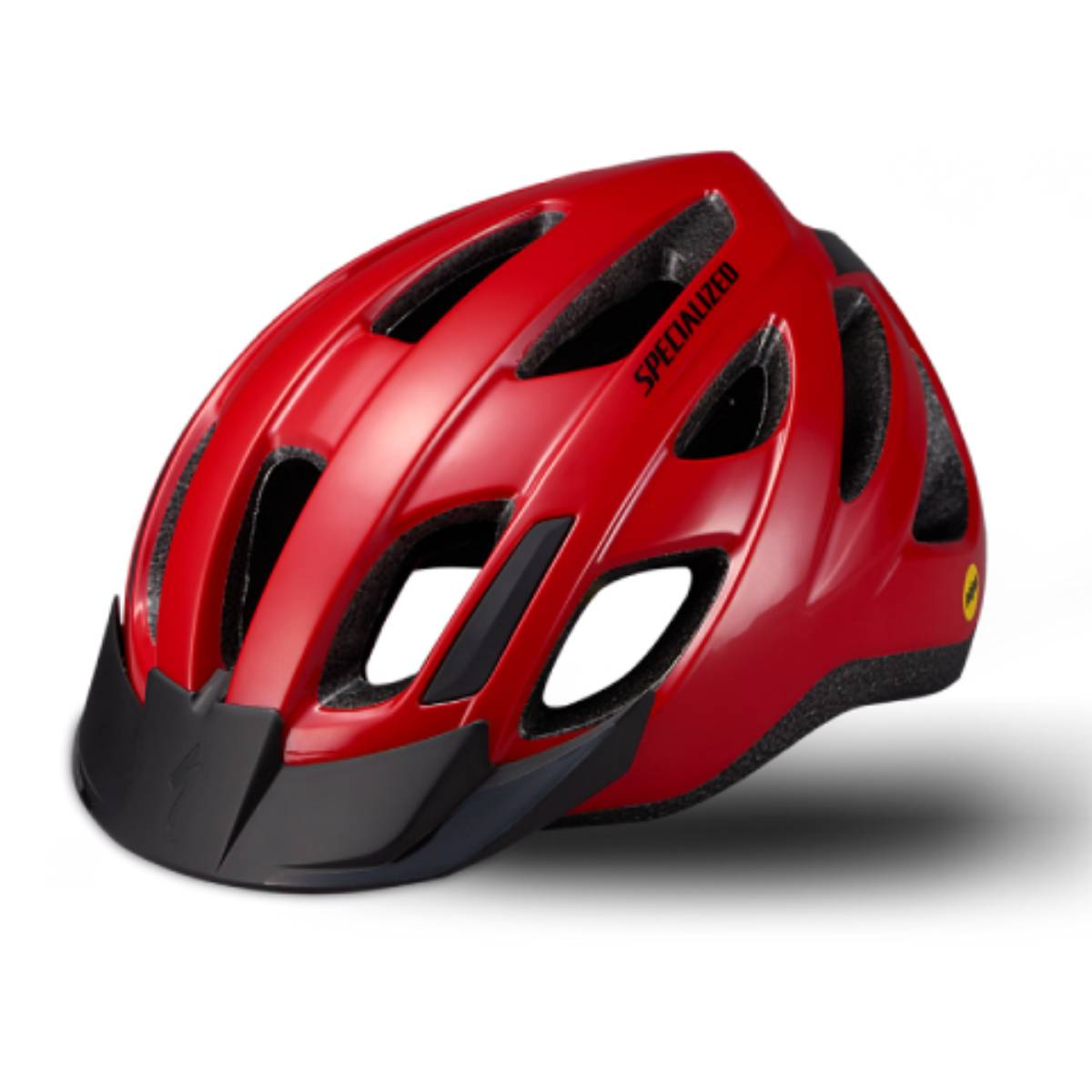 CASQUE SPECIALIZED CENTRO MIPS ADULTE ROUGE