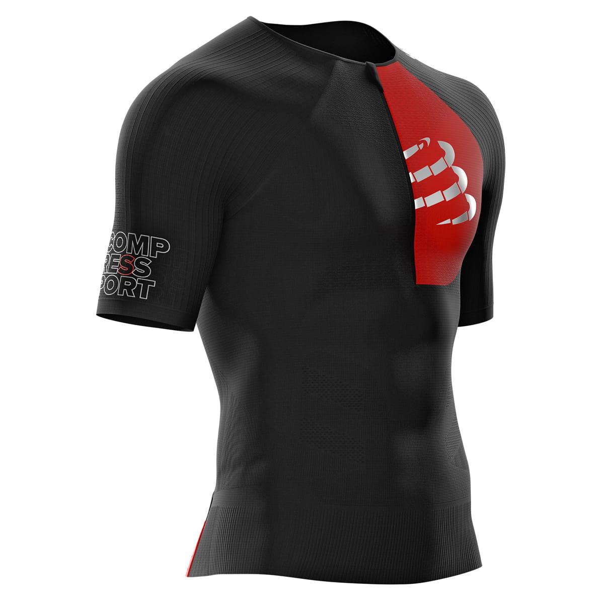 COMPRESSPORT Maillot de Compression Triathlon Postural Aero
