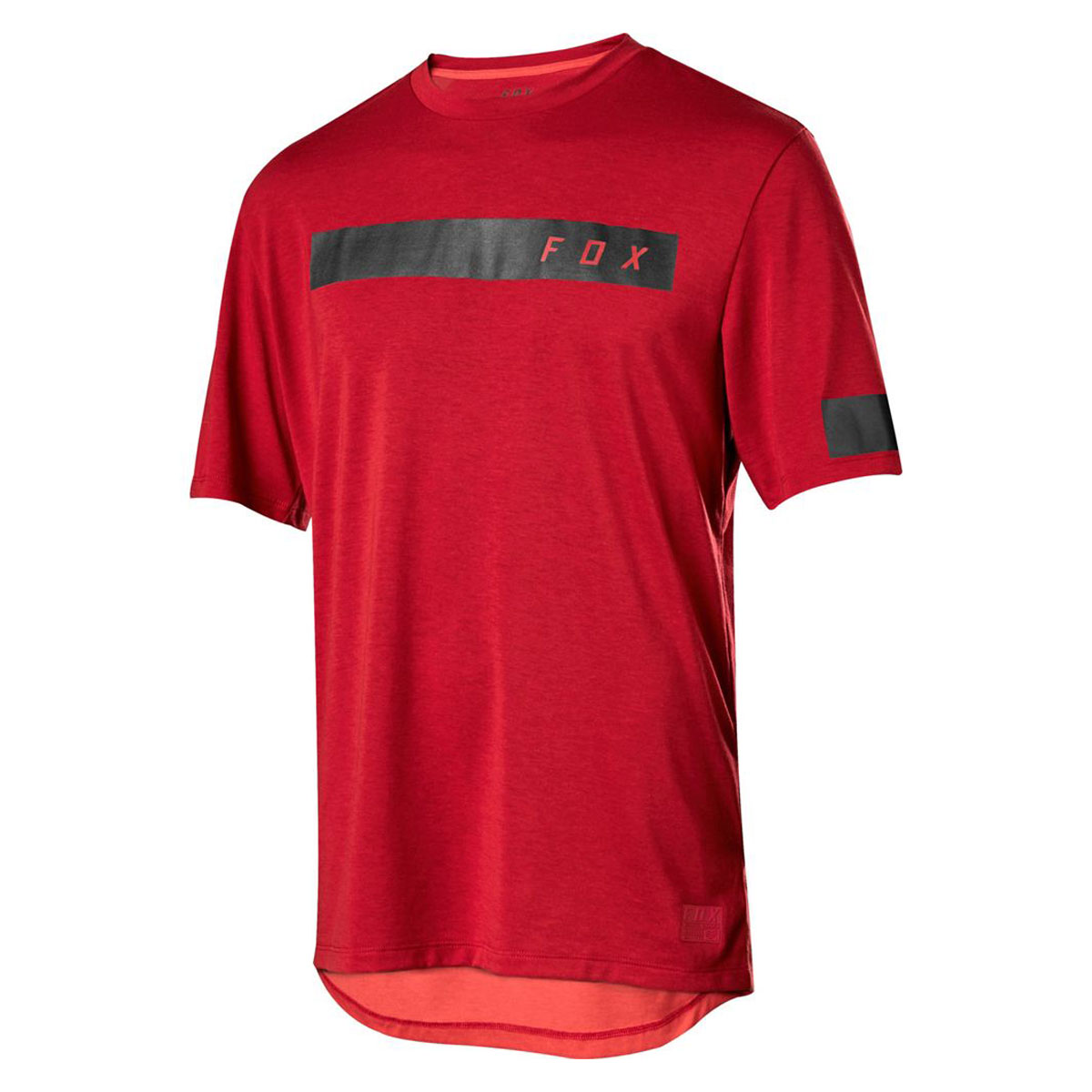 MAILLOT HOMME FOX RANGER DRI-RELEASE SS BAR COLORI ROUGE