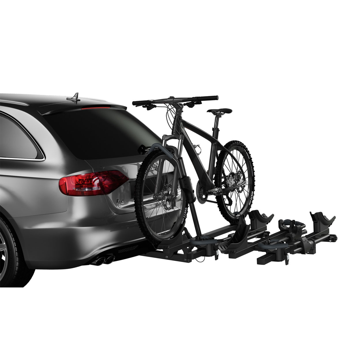 SUPPORT A VELO THULE T2 CLASSIC ADD-ON 2 VELOS