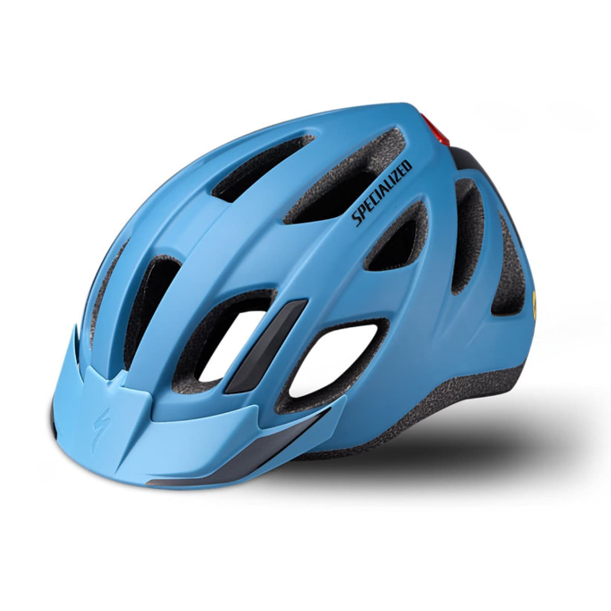 CASQUE SPECIALIZED CENTRO LED MIPS GRIS BLEU