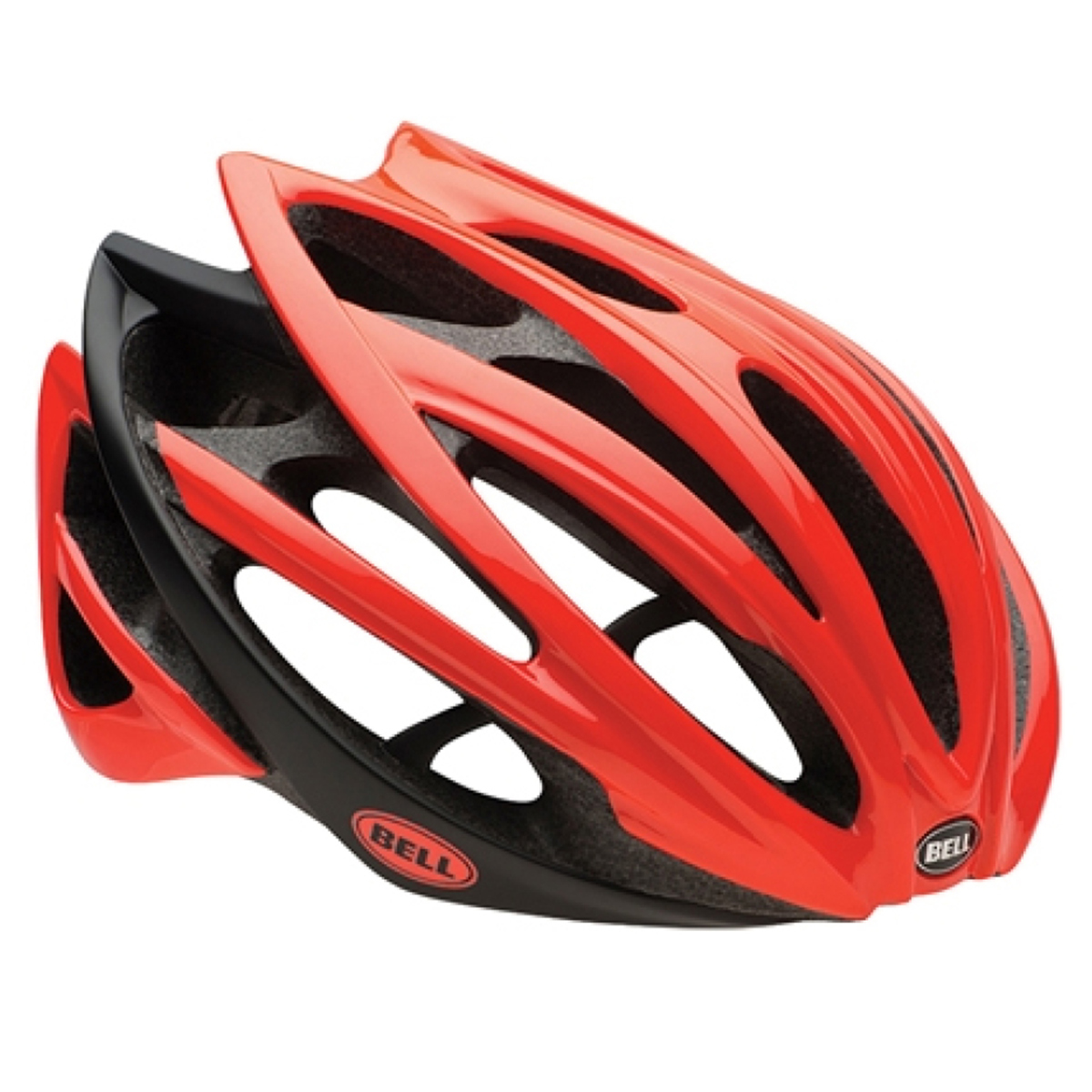 CASQUE ROUGE BELL GAGE