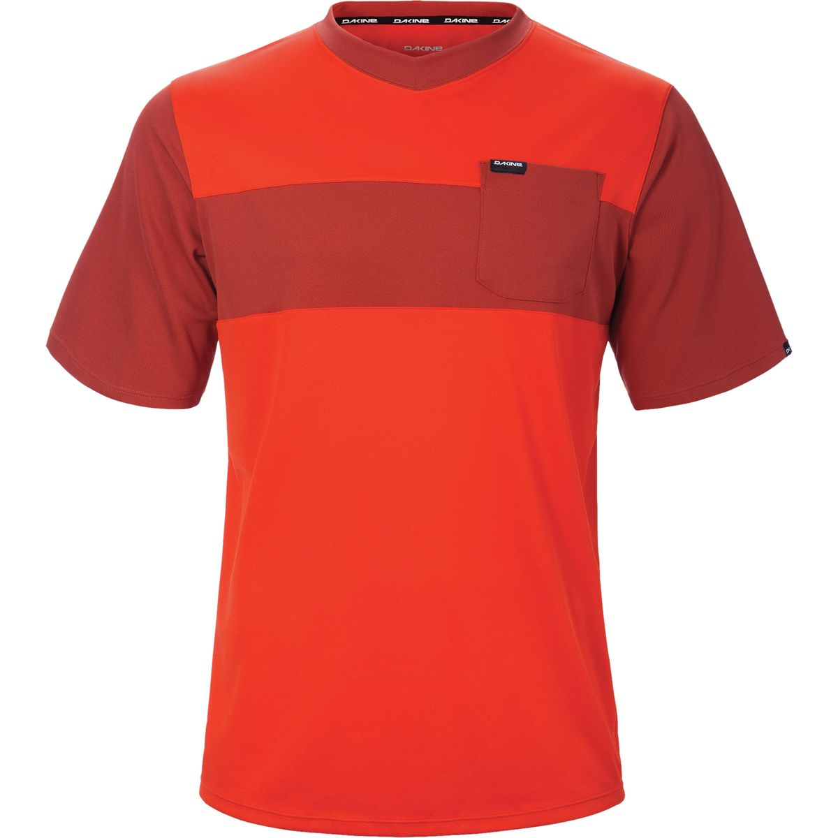 MAILLOT ROUGE HOMME 
