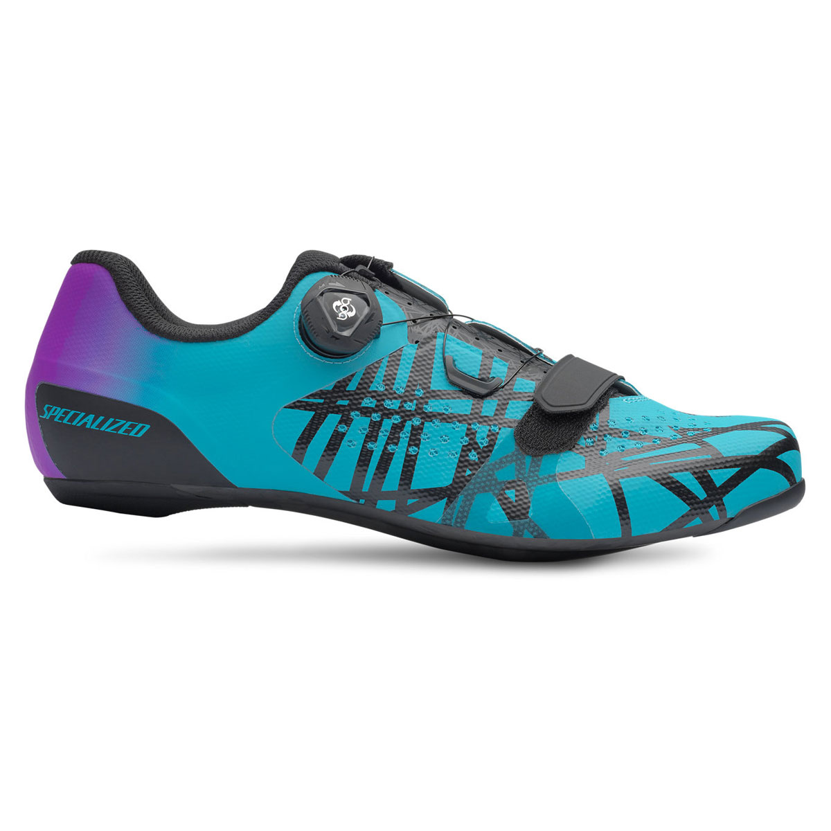 Chaussures Specialized Torch 2.0 Femme Collection Mixtape BLEU VIOLET