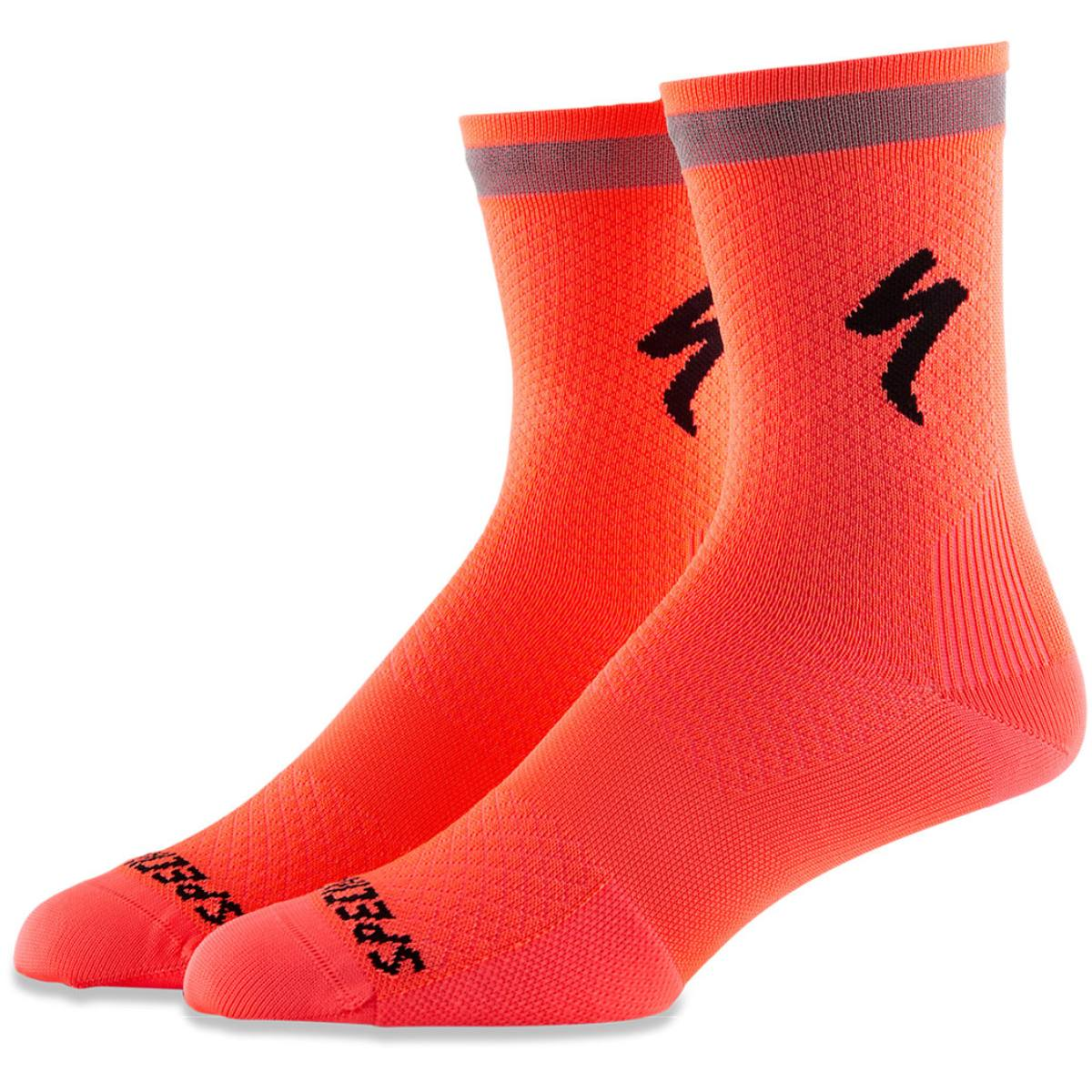 CHAUSSETTE SPECIALIZED SOFT AIR REFLECTIVE TALL