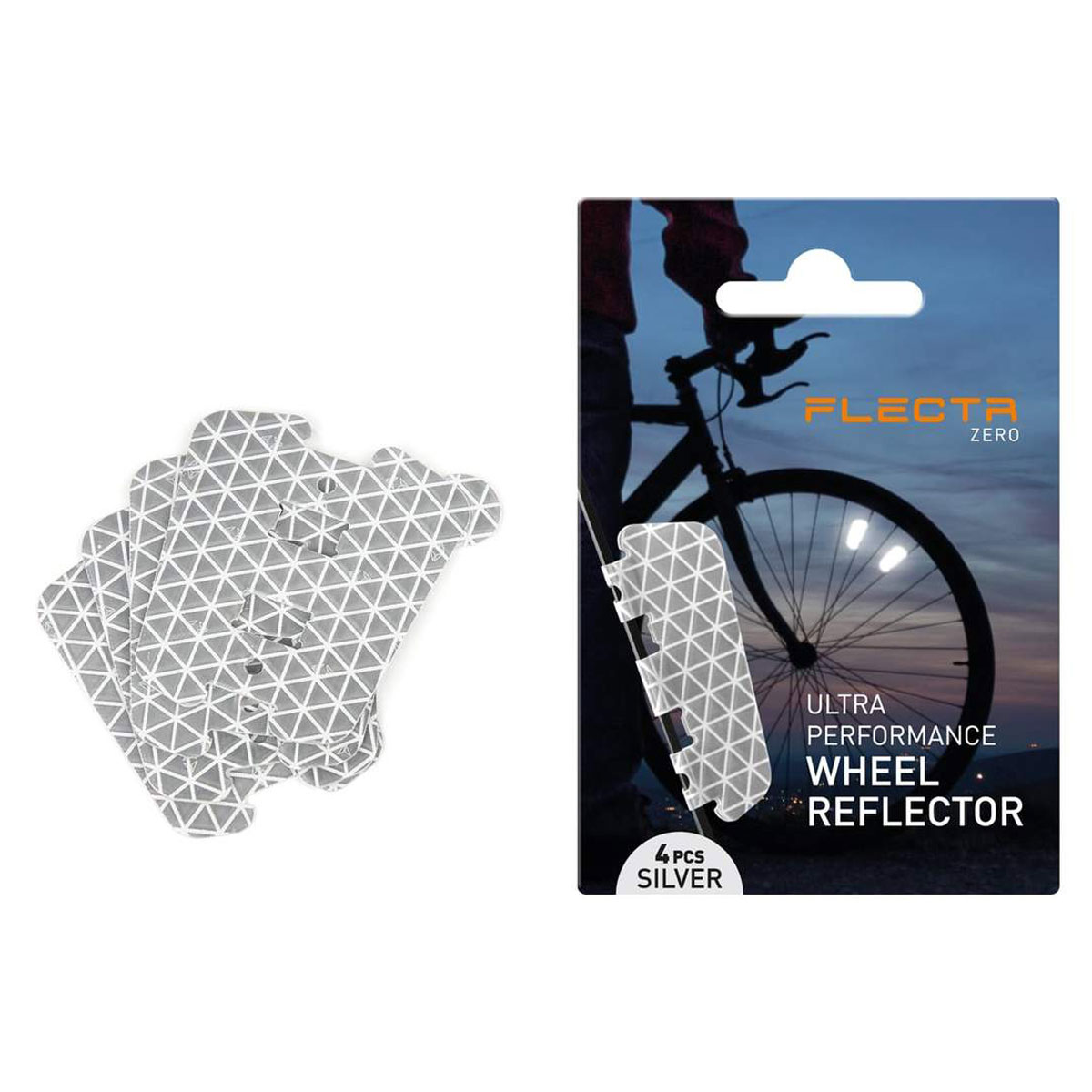ENSEMBLE DE REFLECTEURS DE RAYON FLECTR ZERO