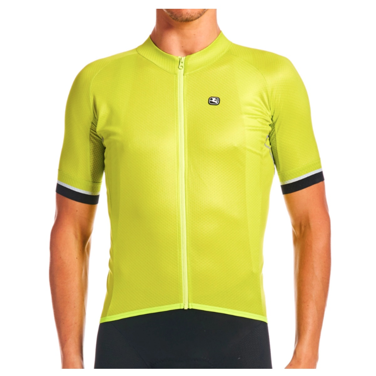 MAILLOT GIORDANA SILVERLINE LIME