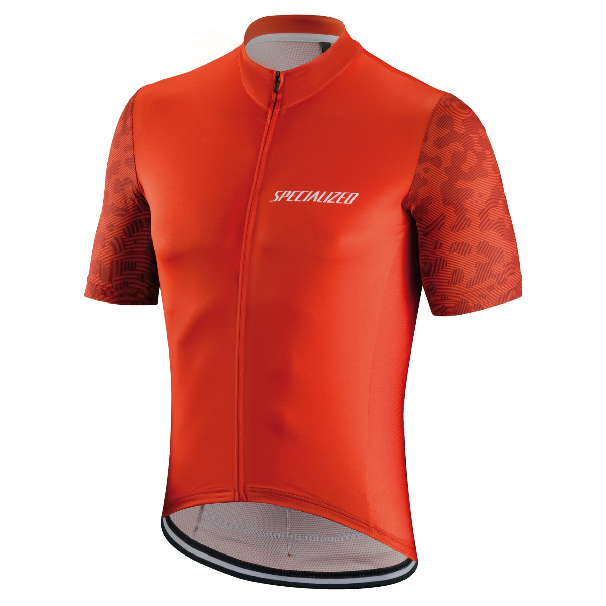 MAILLOT ROUGE SPECIALIZED RBX COMP TERRAIN