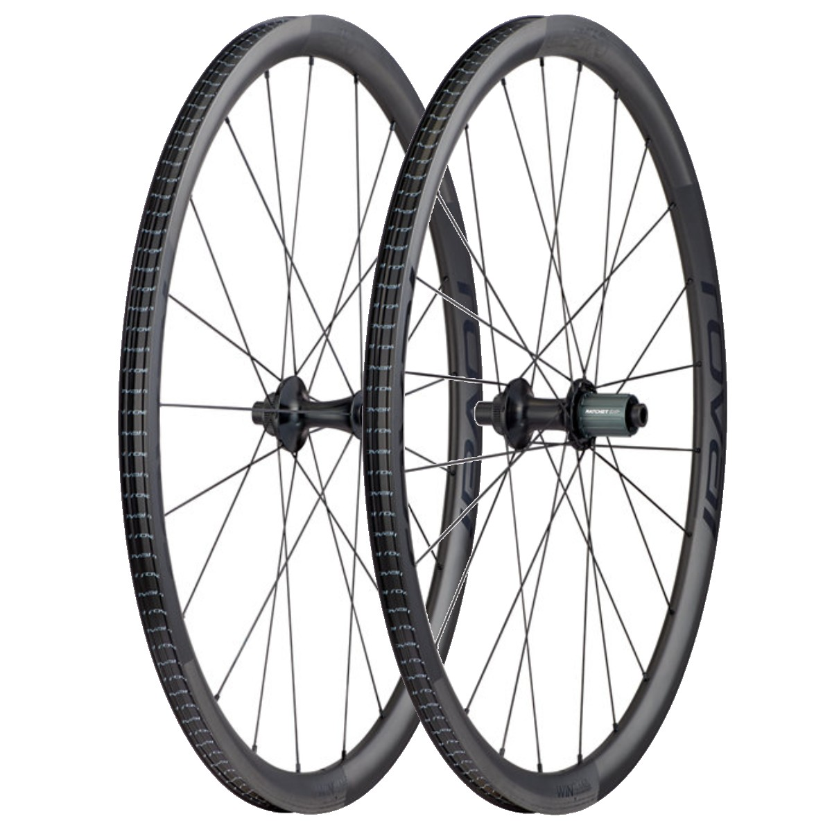 ROUES ROVAL ALPINIST CLX DISQUE SHIMANO PAIRE