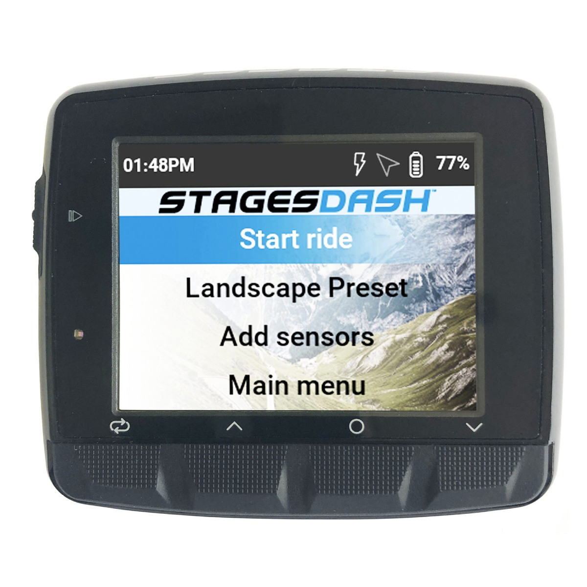 STAGES CYCLING DASH L50 DEMO