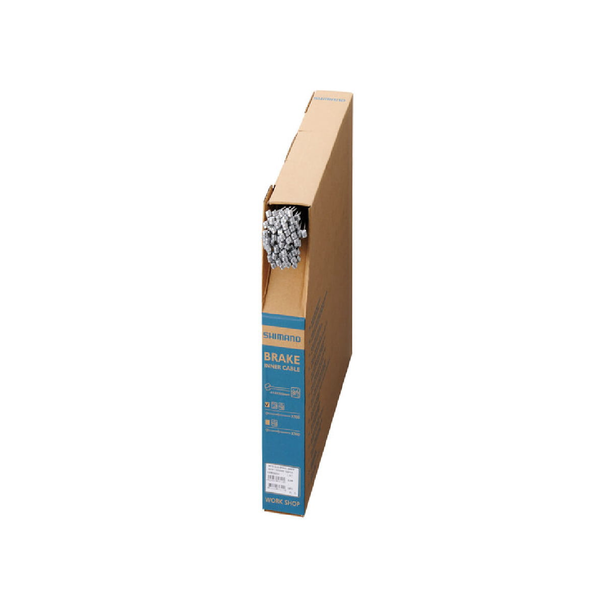 BOITE DE CABLES DE FREIN MTB SHIMANO STAINLESS 100/BOITE