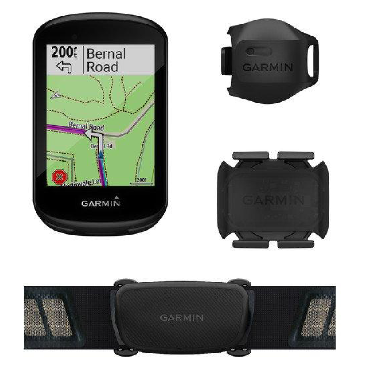 CYCLOMETRE VELO GARMIN EDGE 830 BUNDLE