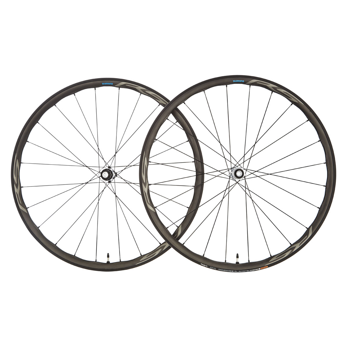 ROUES SHIMANO WH-RS770-C30-TL-P12 DISC CENTERLOCK 142/12TUBELESS PAIRE - DEMO