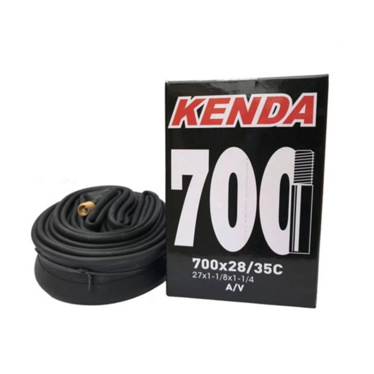 CHAMBRE  A  AIR KENDA PRESTA 48MM 700X28-35C