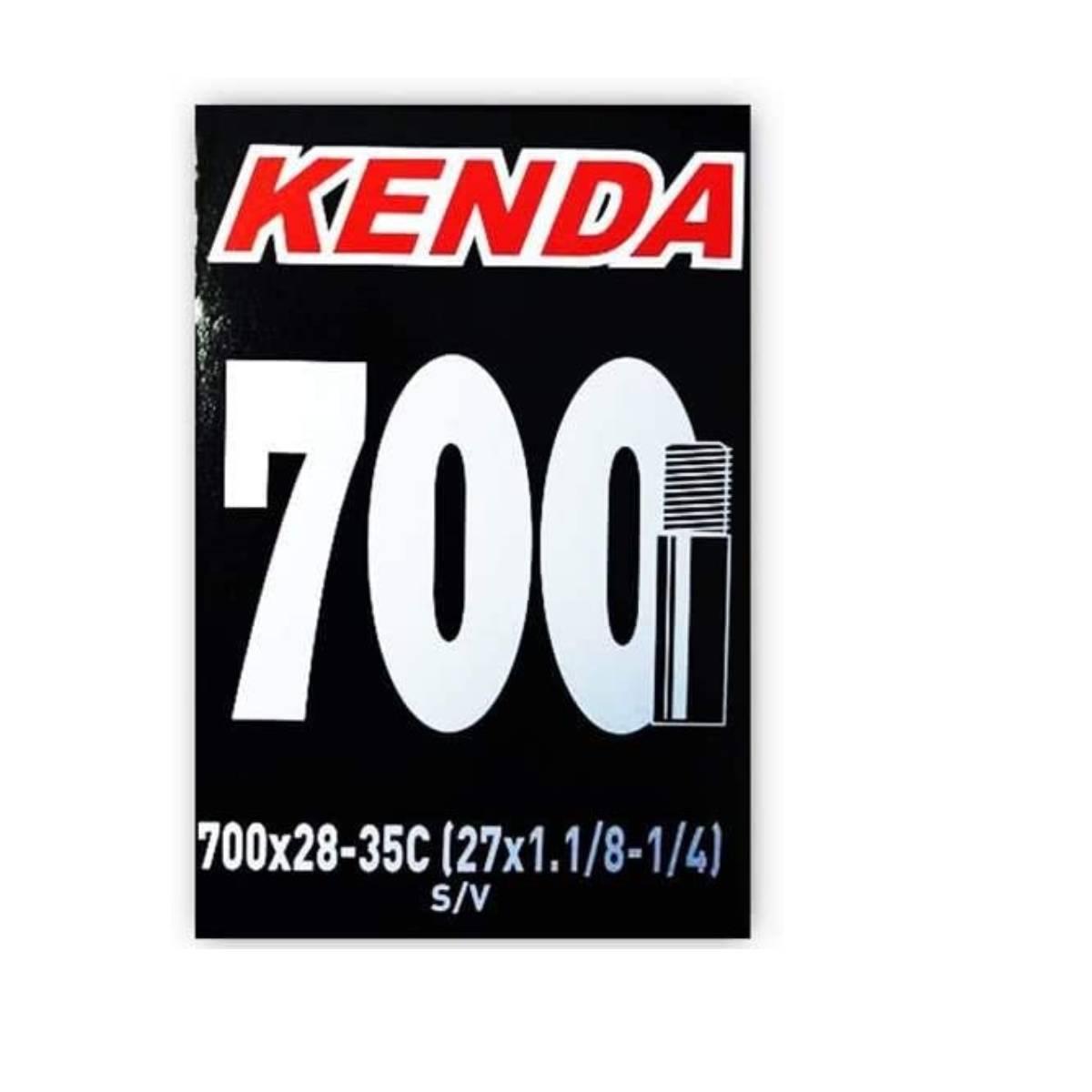 Chambre a air Kenda 700x28-35c Schrader 35mm