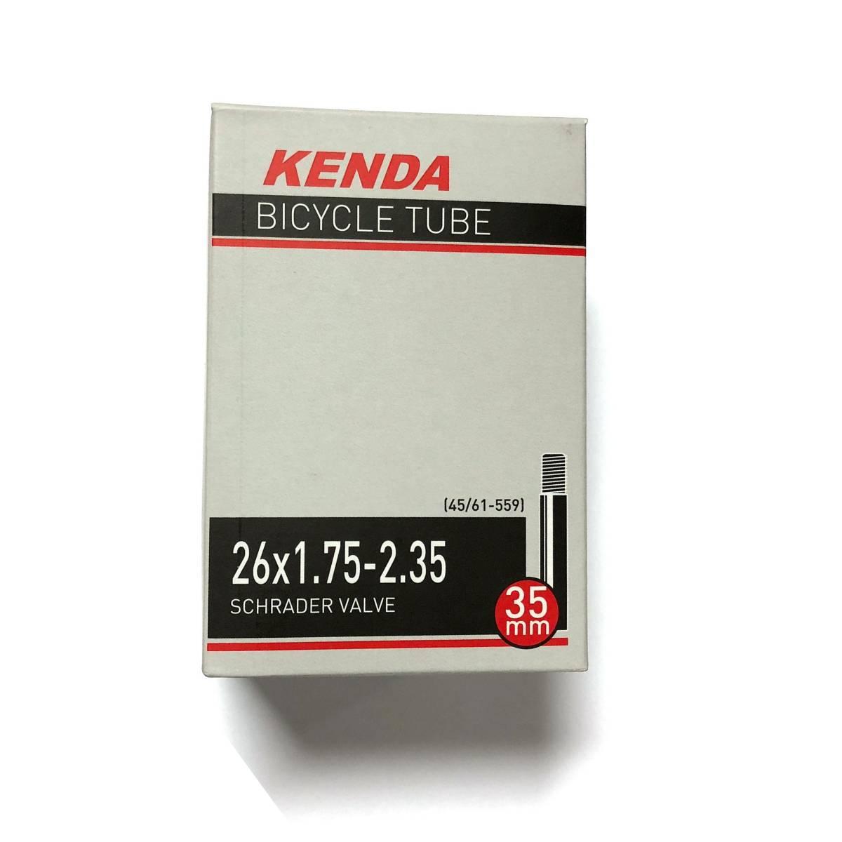 CHAMBRE A AIR KENDA 18X1.75-2.35 SHRADER