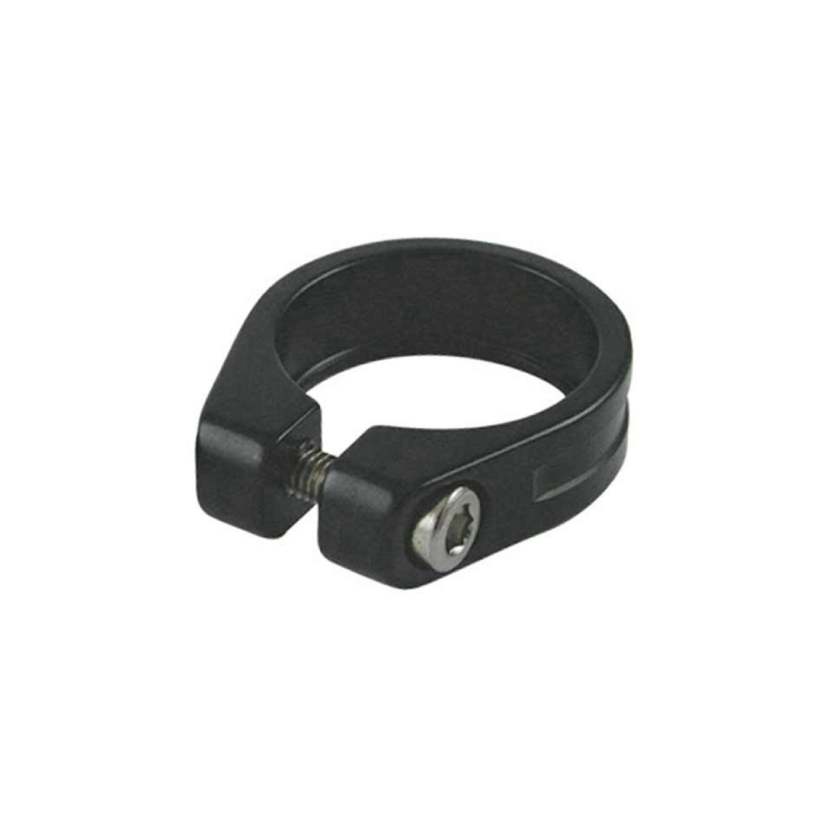 Evo  Collet de tige de selle, 28.6mm, Noir