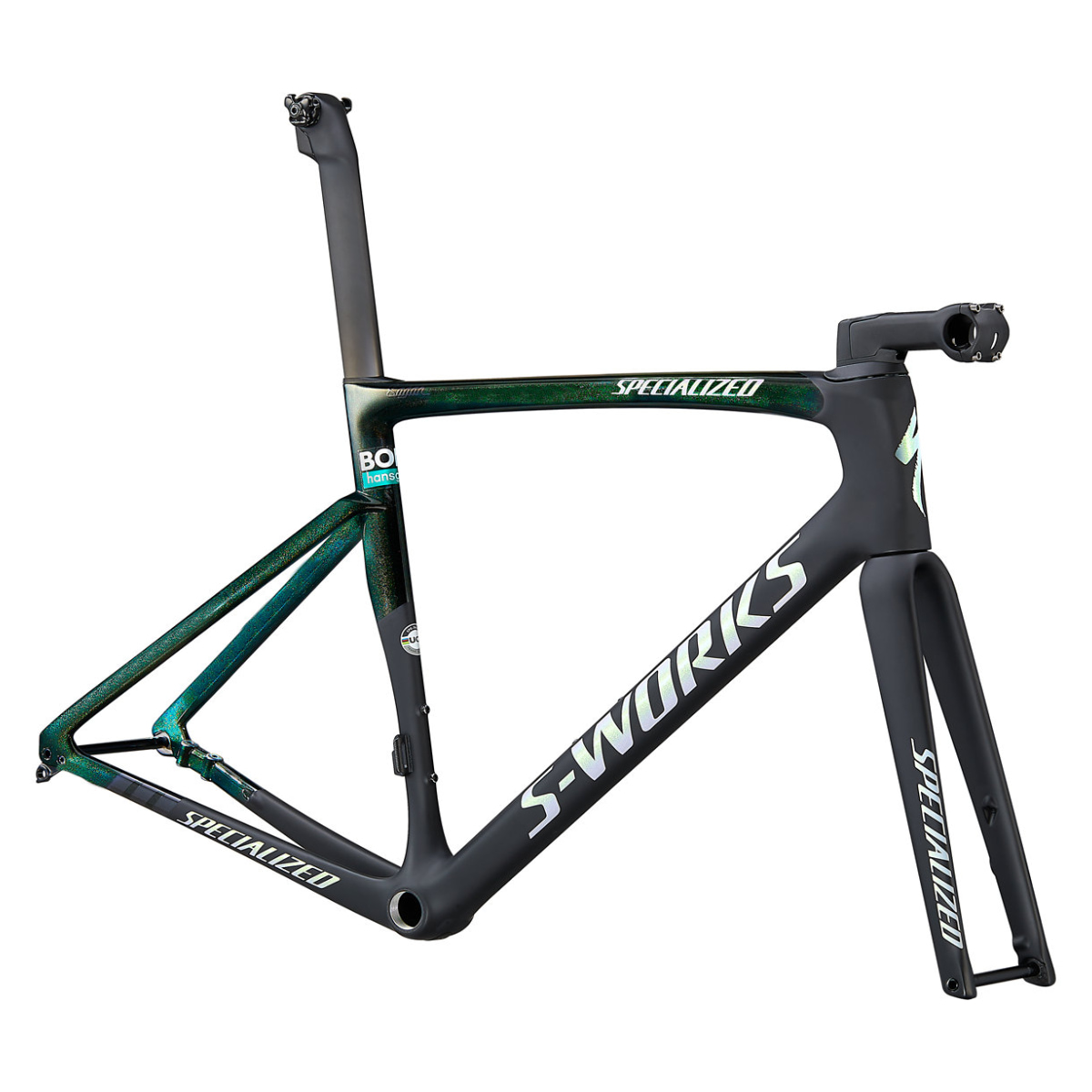 CADRE SPECIALIZED TARMAC S-WORKS SL7 DISC SAGAN COLLECTION