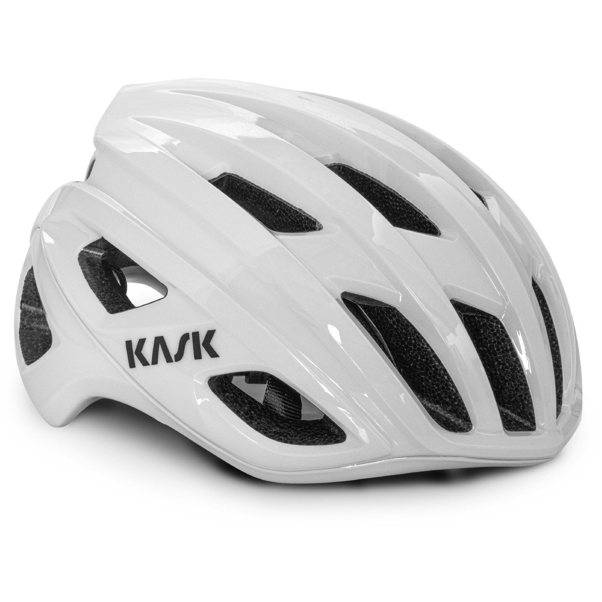 CASQUE KASK MOJITO 3 BLANC LARGE
