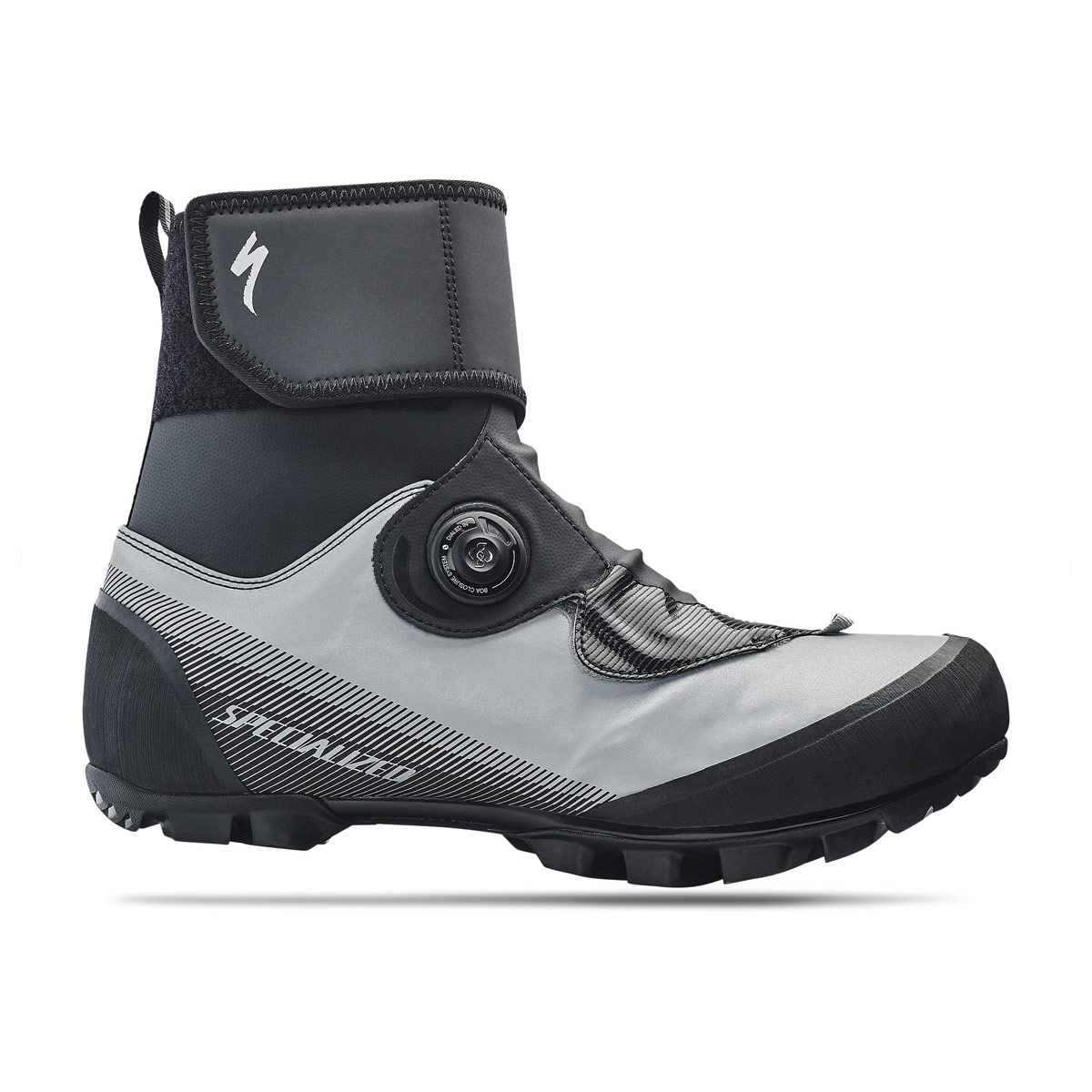 CHAUSSURES NOIR GRISE HOMME SPECIALIZED DEFROSTER TRAIL MTB