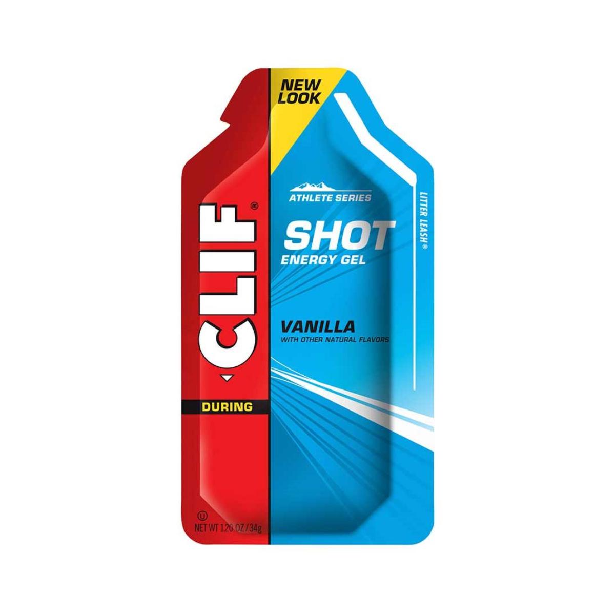 GEL ENERGETIQUE CLIF SHOT VANILLE