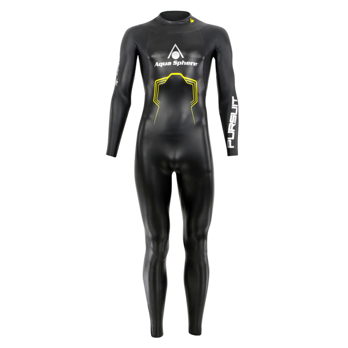 COMBINAISON ISOTHERMIQUE NOIRE (WETSUIT) AQUASPHERE PURSUIT HOMME