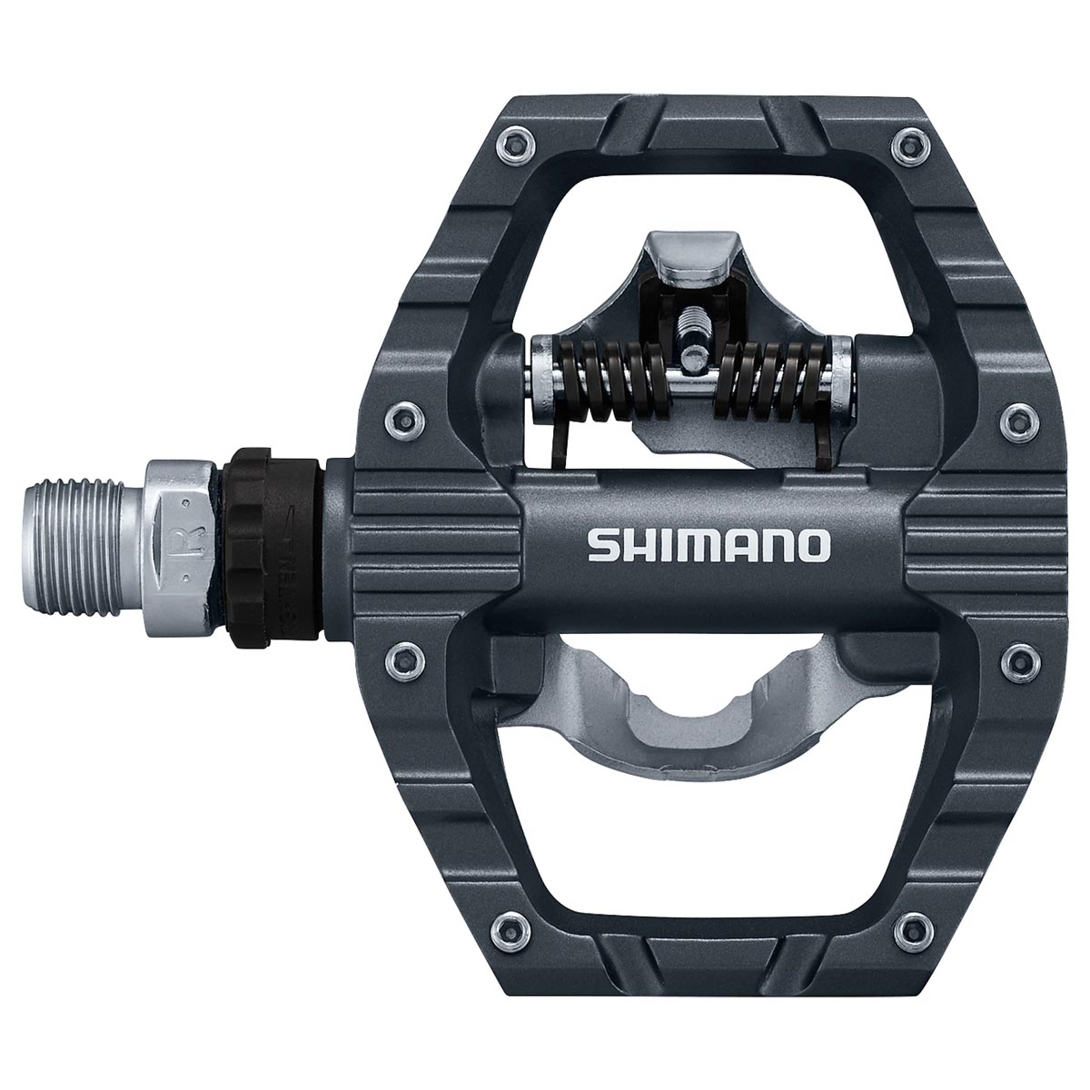 PEDALES SHIMANO PD-EH500 SPD PLATEFORME DOUBLE