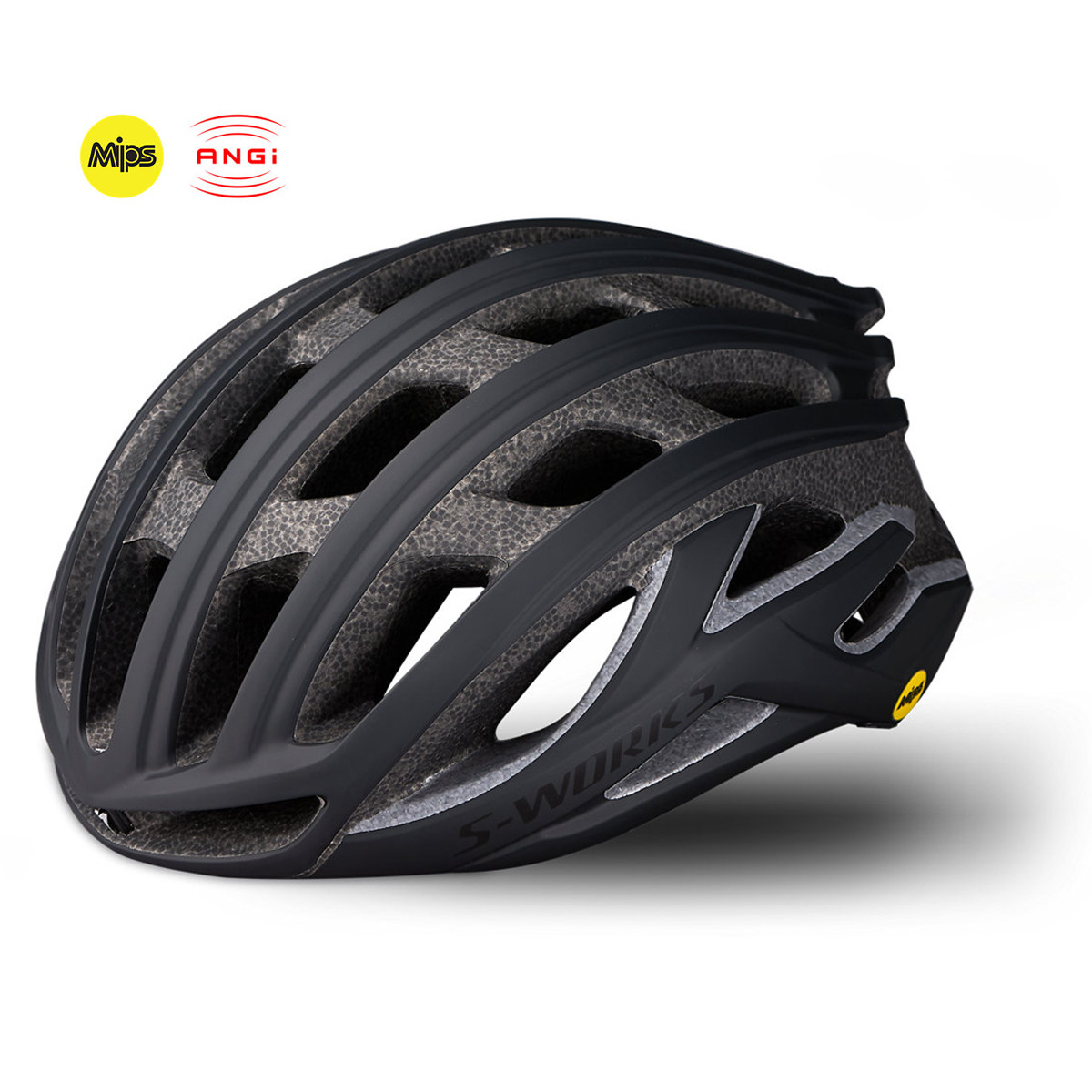 CASQUE SPECIALIZED S-WORKS PREVAIL II ANGI MIPS