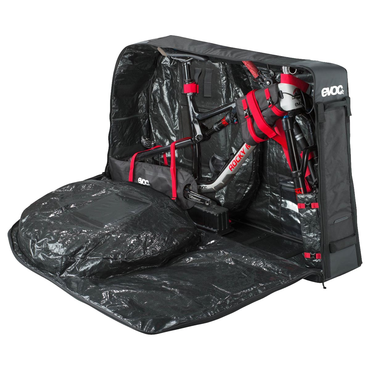 SAC DE TRANSPORT EVOC 285L NOIR