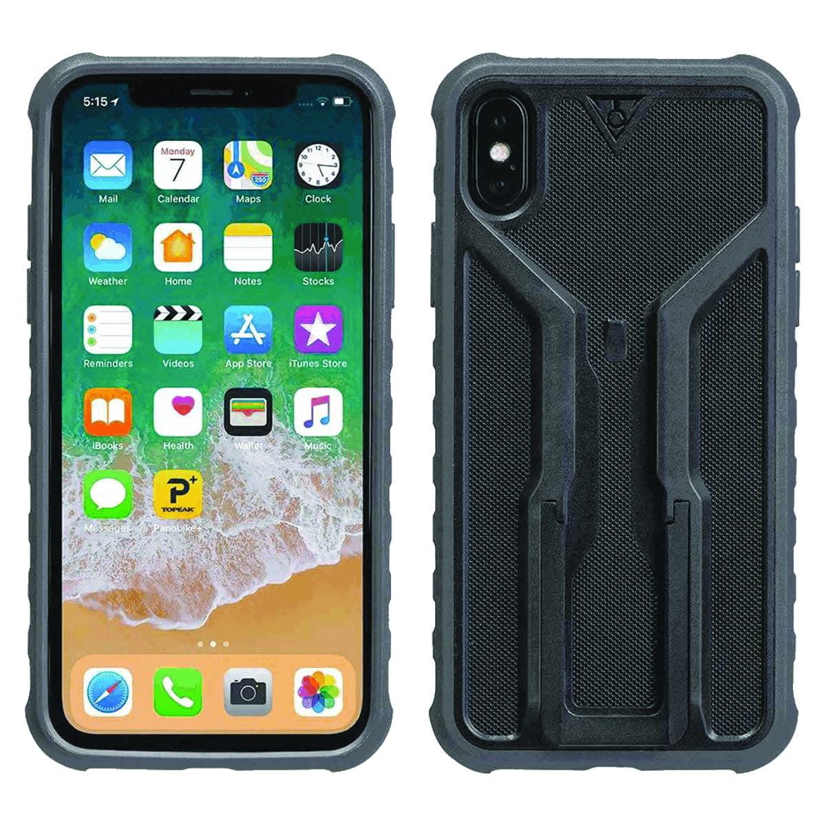 ETUI CELLULAIRE TOPEAK RIDECASE I-PHONE 6-7-8 PLUS NOIR