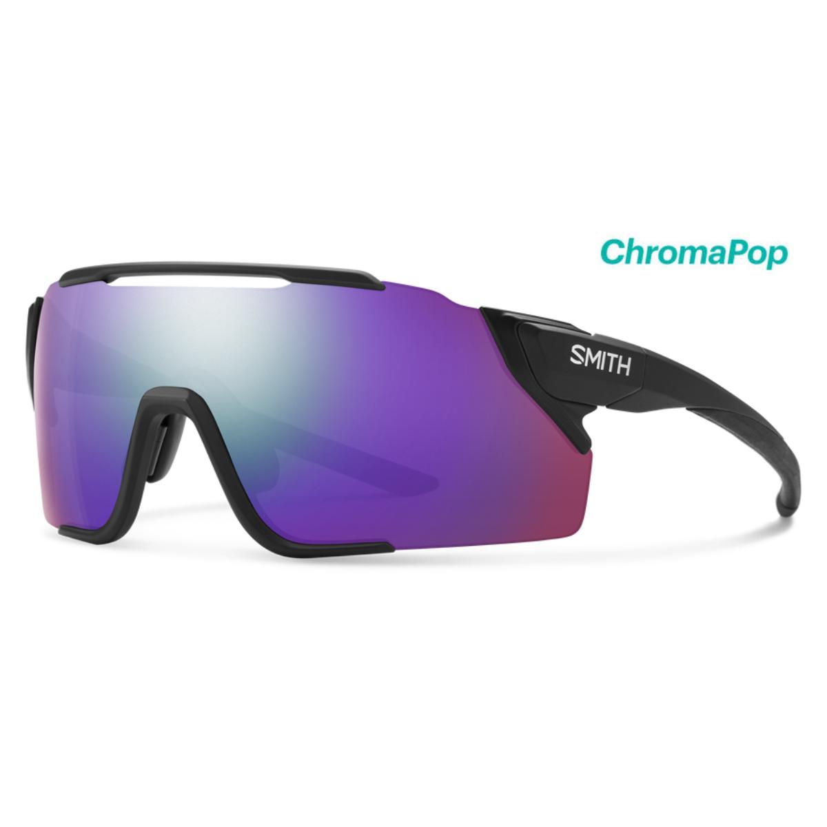 lunettes-smith-attack-mag-mtb-noir-mat-chromapop-violet