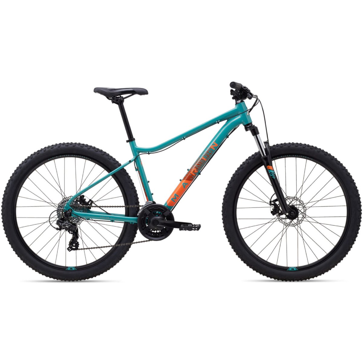 MARIN WILDCAT TRAIL 1 TURQUOISE/CORAIL LARGE
