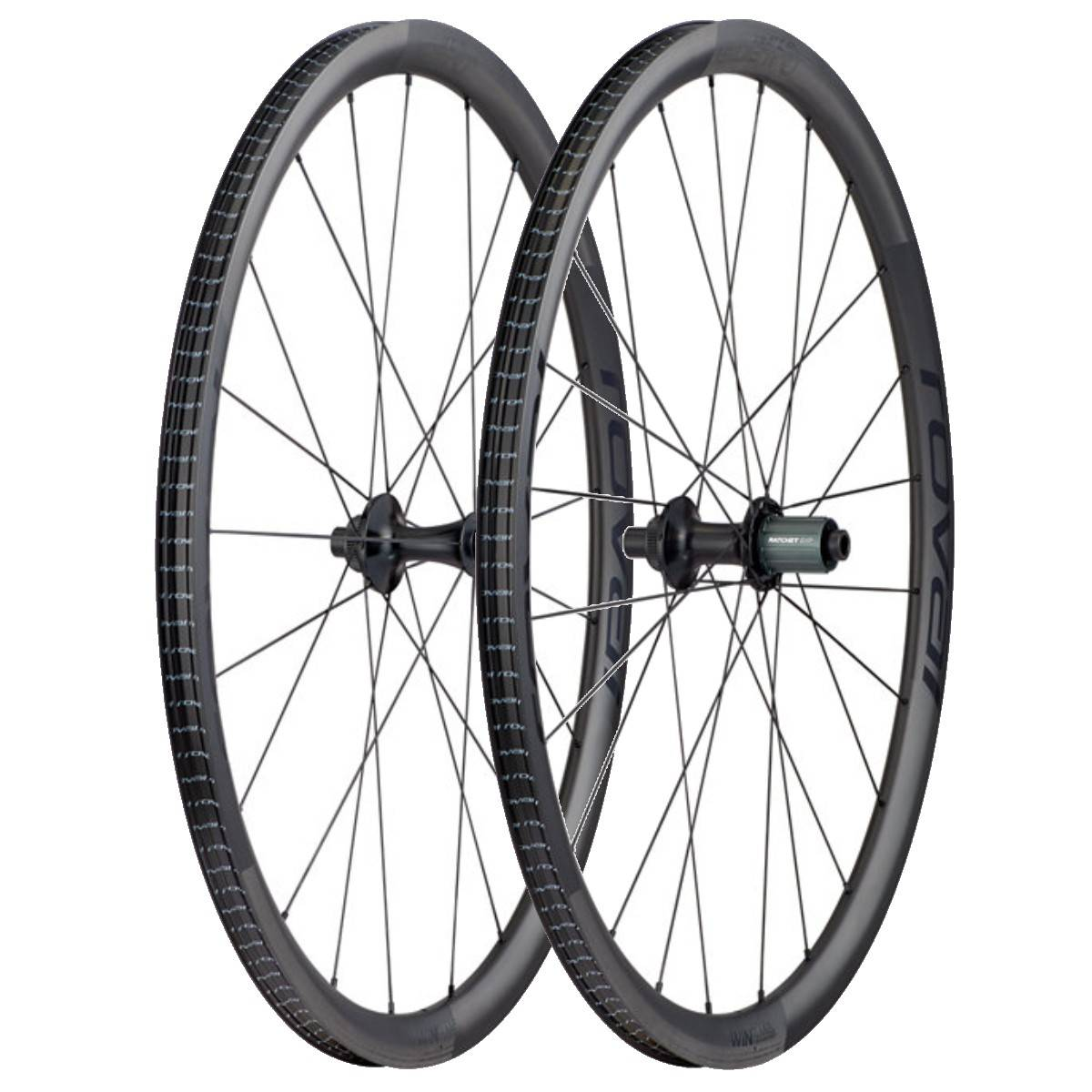 ROUES ROVAL ALPINIST CLX DISQUE PAIRE SHIMANO DEMO