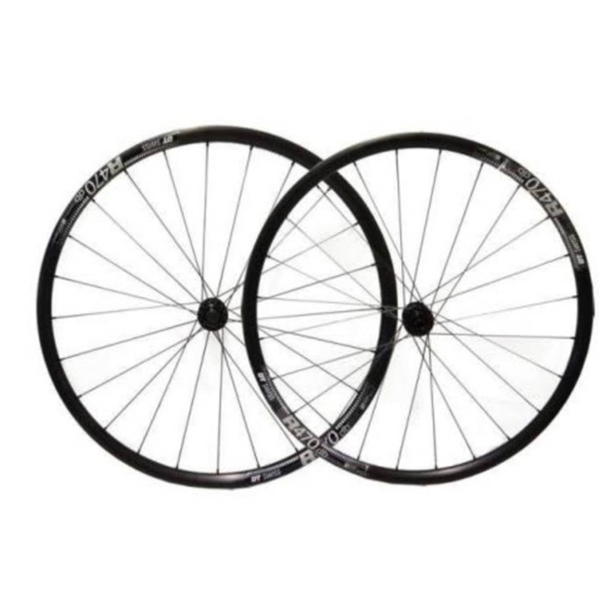 ROUES DT SWISS R470 DB PAIRE
