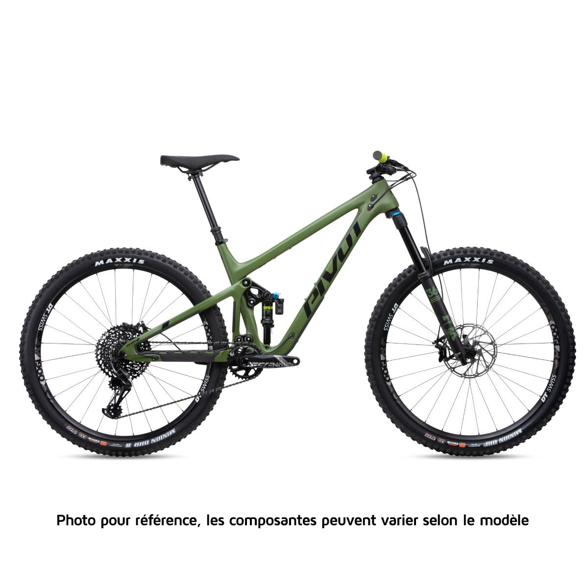 PIVOT SWITCHBLADE CARBON 29 PRO XT/XTR 12V ROUES CARBON