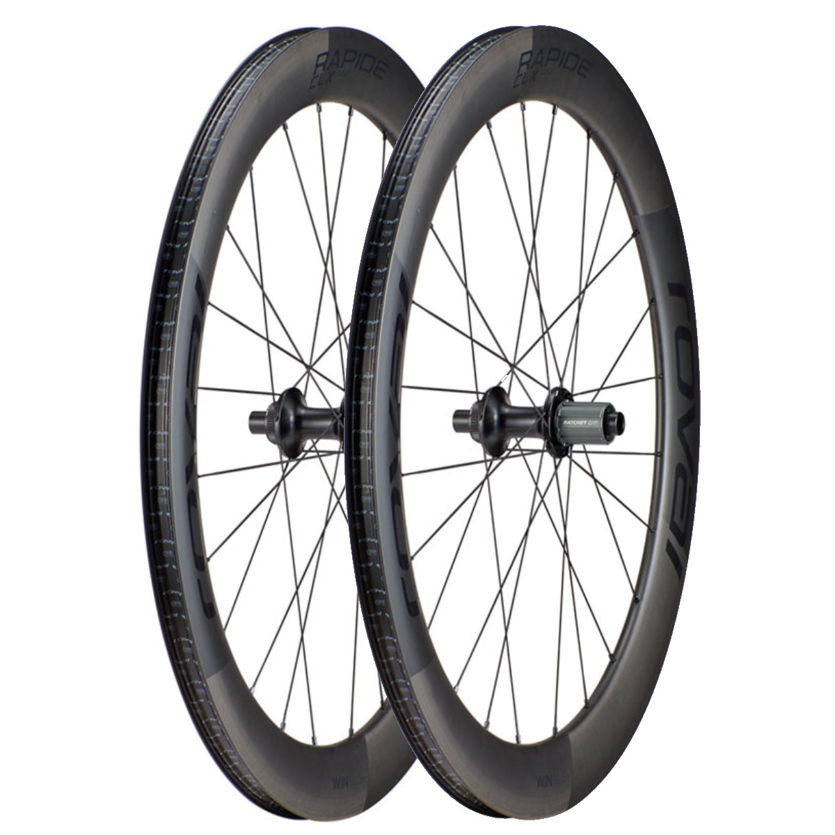 ROUES ROVAL RAPIDE CLX DISQUE  SHIMANO PAIRE