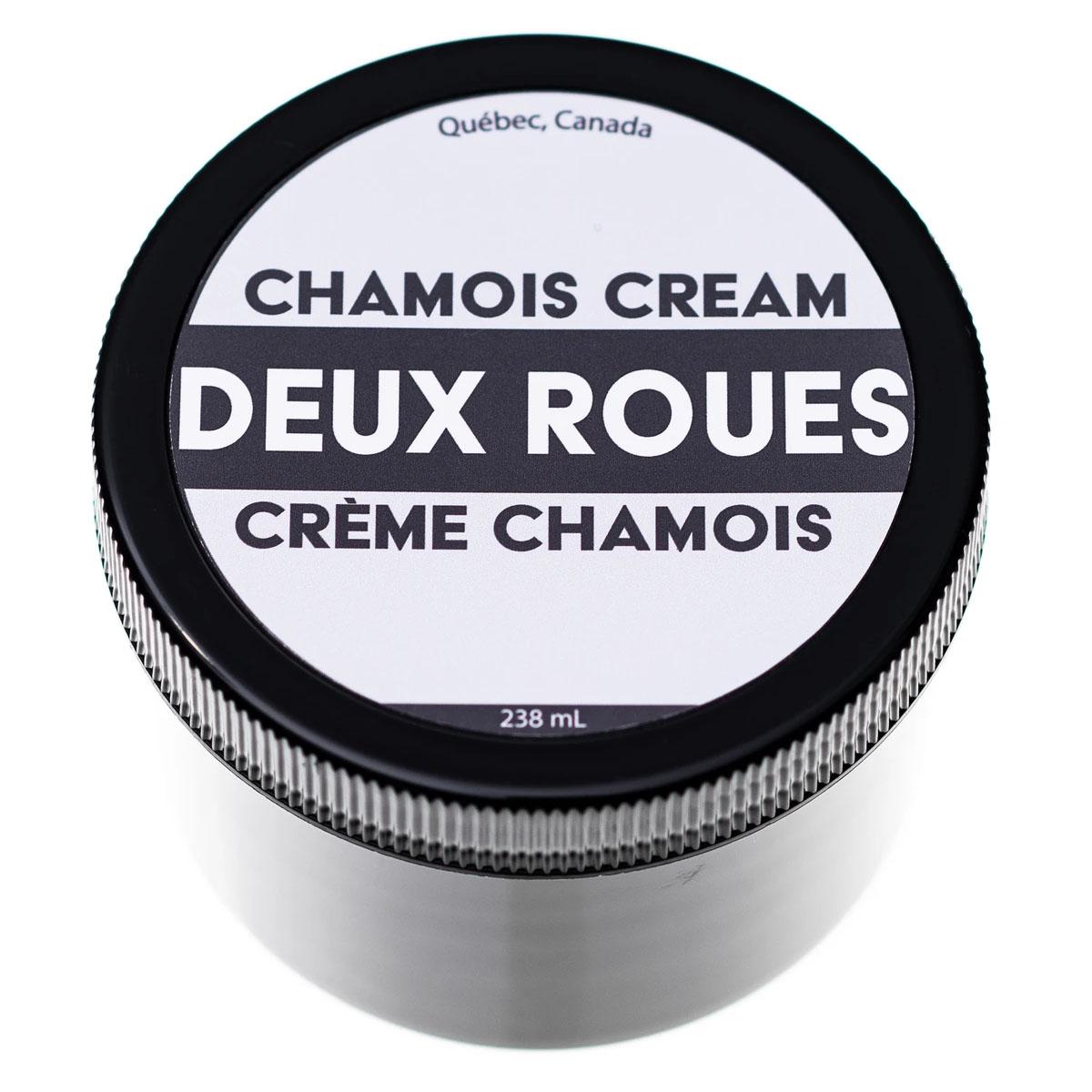CREME A CHAMOIS DEUX ROUES