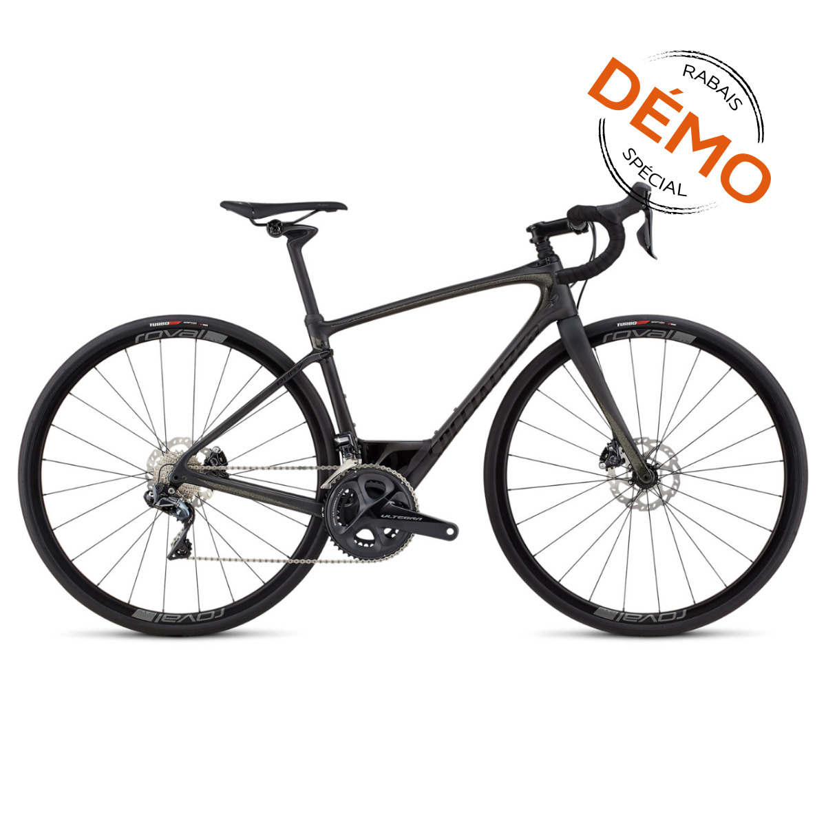 SPECIALIZED RUBY EXPERT UDI2/3T DISCUS NOIR 51CM DEMO