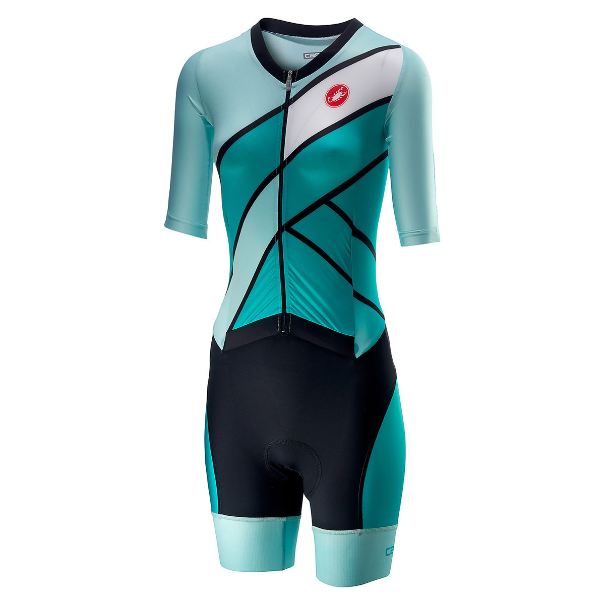 TRI-SUIT CASTELLI ALL OUT COURSE FEMME