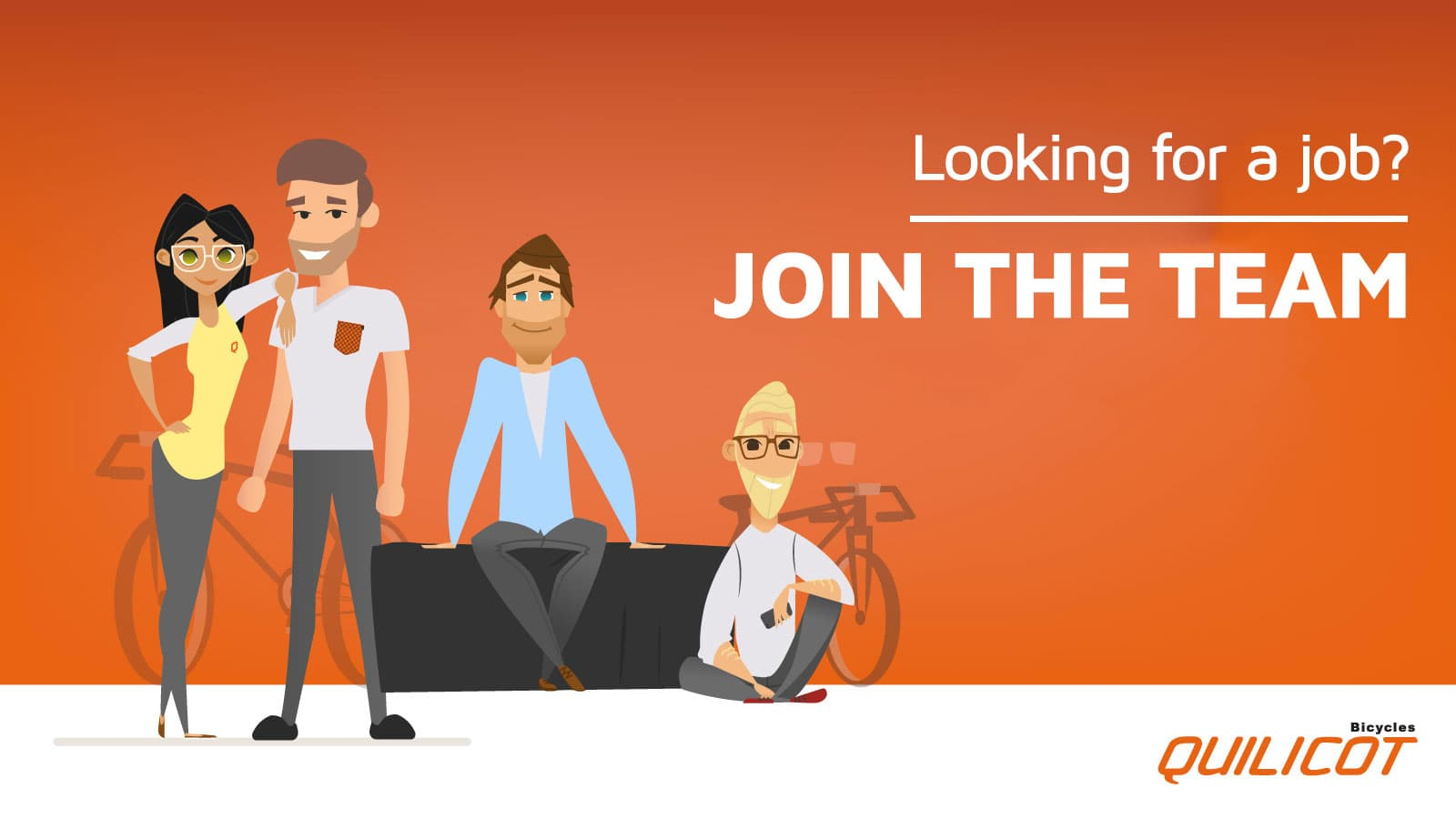 Careers - Join the team Quilicot