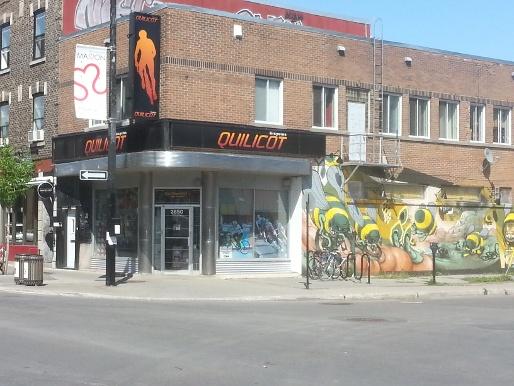 Le retour de la vente trottoir rue Masson : Des aubaines imbattables!