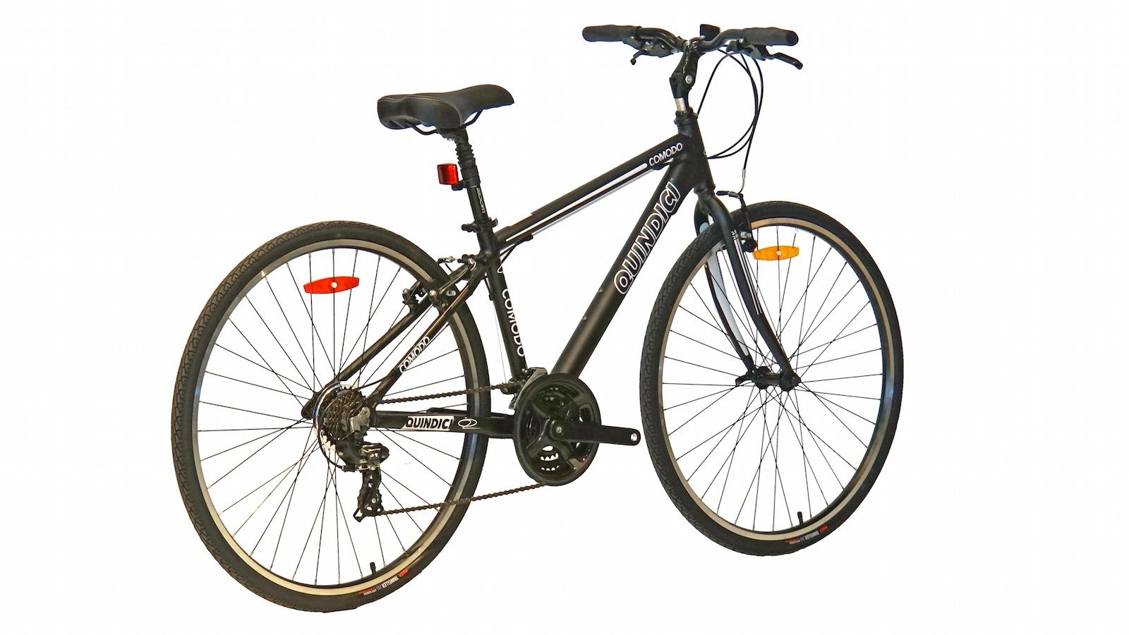 Jeu-concours // Gagnez un vélo hybride Quindici!