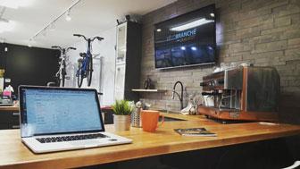 Quelques adresses de cafés « vélo-amicaux » pour cyclistes à Montréal