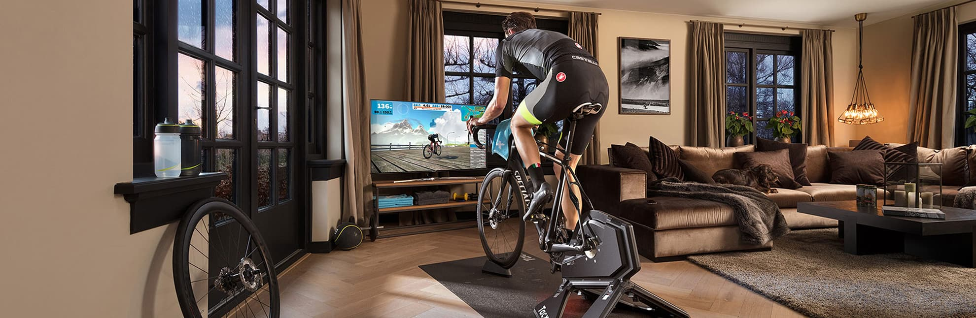 Comparative guide to bike trainers