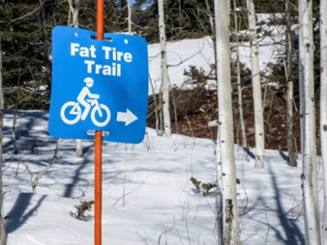 Fat bike : de plus en plus de sentiers au Québec