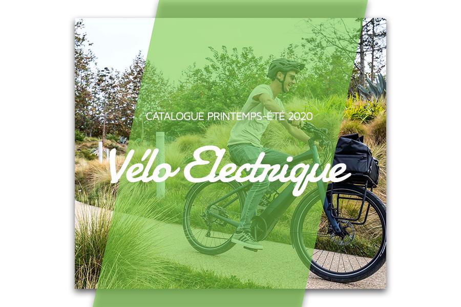 Découvrez notre catalogue vélo électrique 2020