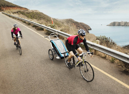 Transporter ses enfants à vélo en toute sécurité