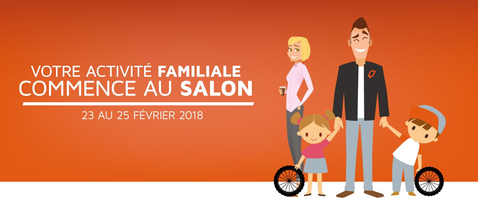 Salon du vélo 2018