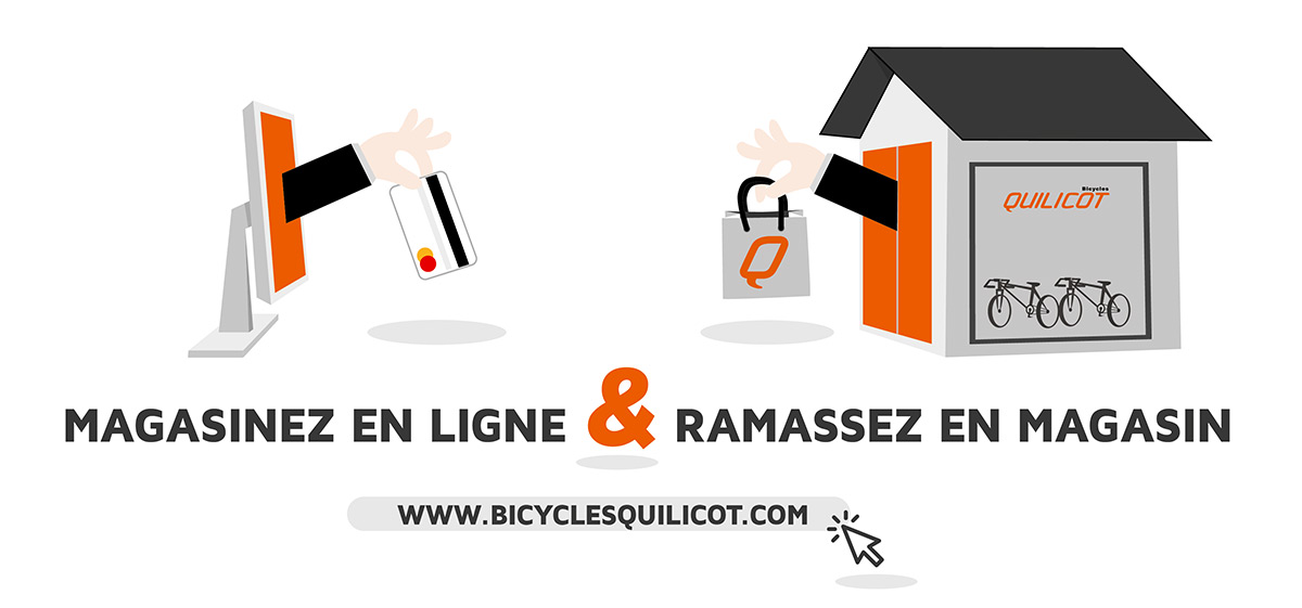 Quilicot click and collect