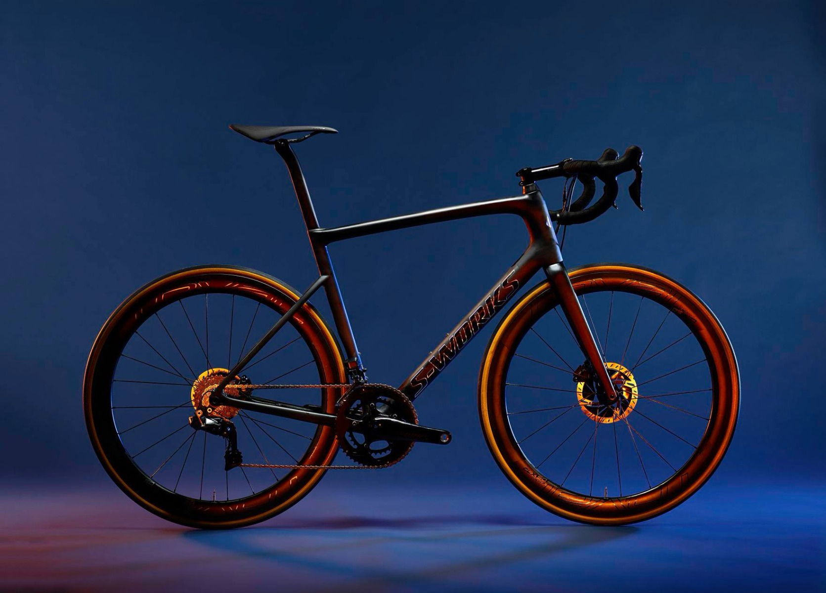 Specialized Tarmac S-Works Disc -1